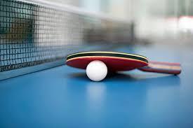 Ping pong VS Softball